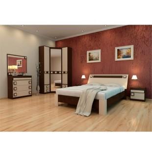 Модульный набор для спальни  День и ночь